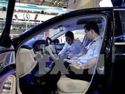 Plan de acción para desarrollo de la industria automotriz