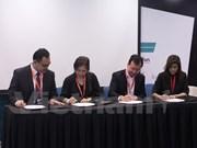 Empresas de Vietnam y Singapur cooperan en e-learning