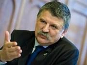 Líder parlamentario de Hungría visitará Vietnam