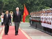 Proyectan Vietnam e Islandia expandir cooperación bilateral