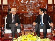 Vietnam e Italia acuerdan medidas para reforzar lazos bilaterales