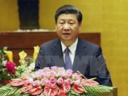 Máximo líder chino concluye visita a Vietnam
