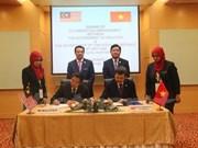 Vietnam y Malasia sellan acuerdo de cooperación en aviación civil
