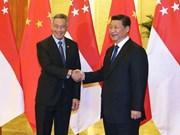 Singapur reitera apoyo a la profundización de nexos ASEAN- China