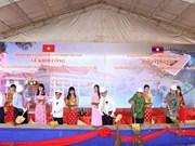 Ayuda Vietnam a Laos en capacitación de funcionarios