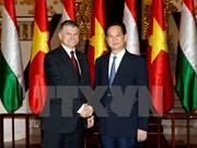 Hungría considera Vietnam como su socio importante