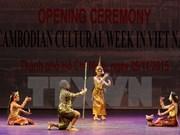 Efectúan en Ciudad Ho Chi Minh semana cultural cambodiana