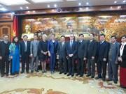 Aceleran cooperación multifacética Hanoi-Wellington