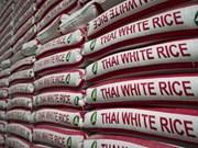 Tailandia exportará 500 mil toneladas de arroz a Indonesia