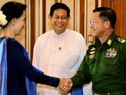 Myanmar: Ejército se compromete a trabajar con nuevo gobierno