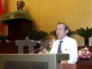 Vietnam y China comparten experiencias en reforma judicial