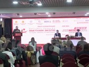 Efectuarán programas para promover lazos comerciales Vietnam-Rusia