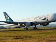 Aerolínea neozelandesa estudia la apertura de vuelos directos a Vietnam