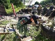 Al menos cuatro muertos en explosión de bomba en sur de Tailandia
