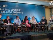 APEC discute negocios inclusivos en Filipinas