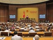 Parlamento vietnamita analiza importantes proyectos de leyes