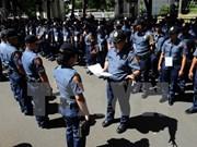 Filipinas refuerza seguridad ante Cumbre del APEC