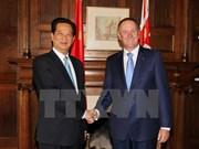Vietnam y Nueva Zelanda intensifican asociación integral