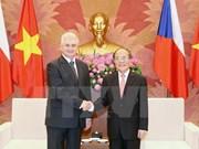 Vietnam y República Checa promueven lazos integrales