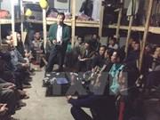 Regresarán al país primeros 13 empleados vietnamitas en Argelia