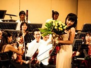 Luala Concert, un deleite de música clásica en calles de Hanoi