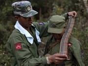 Myanmar levanta ley marcial en la región Kokang