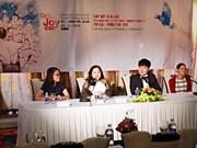 Coros de 15 países amenizarán velada musical en Hanoi