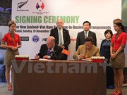 Ciudad Ho Chi Minh llama inversiones de empresas neozelandesas