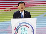 Líderes confirman determinación para hacer efectivo TPP