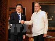 Vietnam reitera apoyo a Filipinas para su participación en TPP