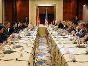 Mandatario vietnamita conversa con empresas estadounidenses