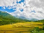 """Un """"mini Sa Pa"""" en la provincia costera de Quang Ninh"""