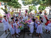 Múltiples actividades conmemorativas por el Día del Maestro de Vietnam