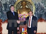 Dispuesta Rusia a intercambiar experiencias en campo judicial con Vietnam
