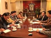 Promueve Da Nang cooperación turística y comercial en Reino Unido