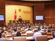 Parlamento vietnamita continúa debates para perfeccionar las leyes