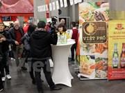 Actividades de promoción comercial de Vietnam en Alemania y Polonia