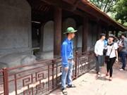 Reconocen en Vietnam a lápidas doctorales como tesoro nacional