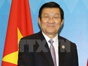Presidente vietnamita iniciará mañana visita a Alemania