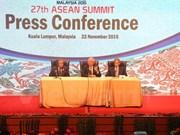 La XXVII Cumbre de la ASEAN cierra con éxito