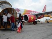 VietJet Air inaugura ruta Ciudad Ho Chi Minh-Seúl