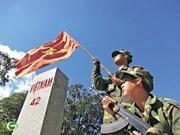 Vietnam y Cambodia construyen hito fronterizo número 30