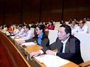 Autentifica Asamblea Nacional de Vietnam Ley de Referéndum