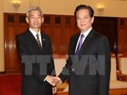 Tailandia y Vietnam cooperan eficientemente en formación de Comunidad de ASEAN