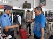 Indonesia redobla seguridad en aeropuertos tras amenaza terrorista