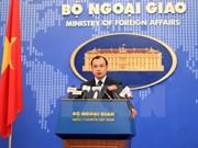 Vocero:Erección de hitos sustancial para demarcación fronteriza Vietnam–Cambodia