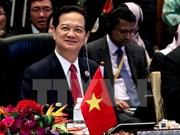 Premier vietnamita parte a Francia para Conferencia sobre cambio climático