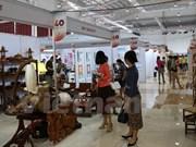 Vietnam asiste a Feria Vientiane Expo 2015 en Laos