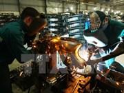 Producción industrial vietnamita reporta alto crecimiento