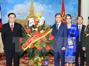 Vietnam se enorgullece de los vínculos especiales con Laos